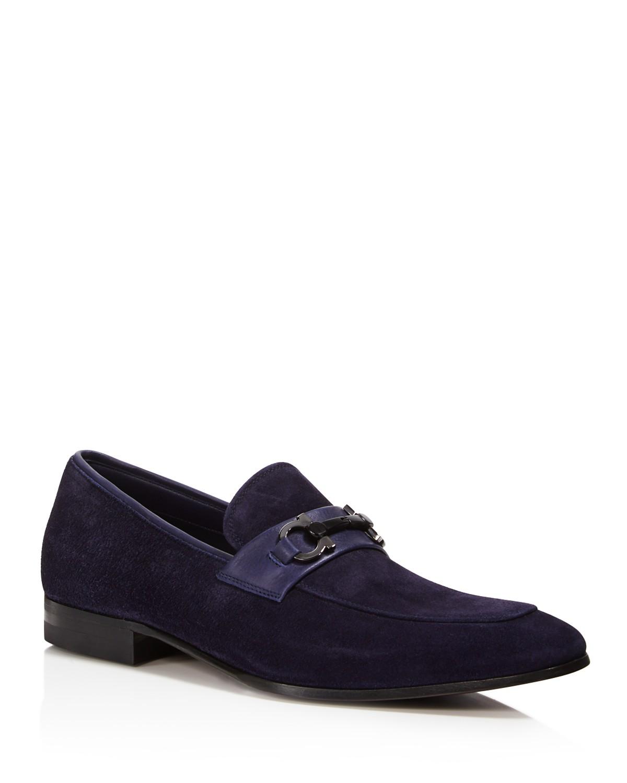Salvatore FerragamoCremona Leather Bit Loafers yRq5G5