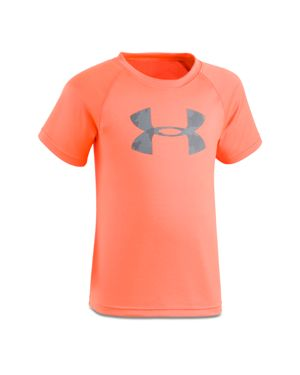 Under Armour Boys' Logo Utility Camo Tee - Little Kid