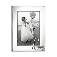 """kate spade new york - In a Word Happy Frame, 4"""" x 6"""""""