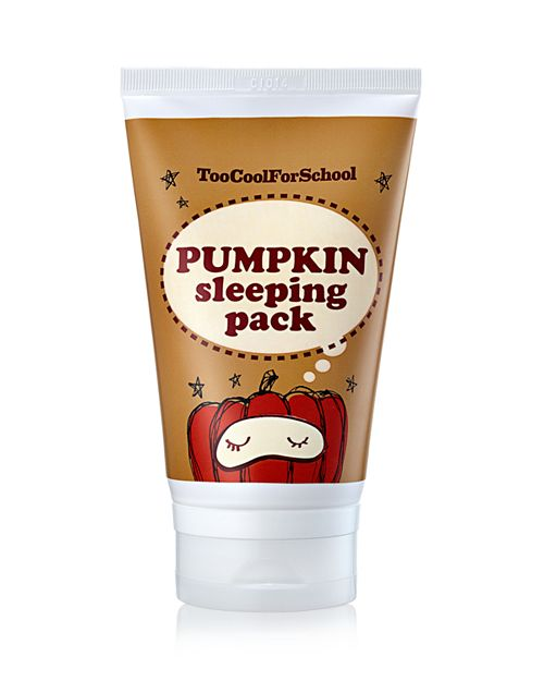 Too Cool For School - Pumpkin Sleeping Pack
