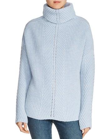 $Maje Matignon Turtleneck Sweater - Bloomingdale's