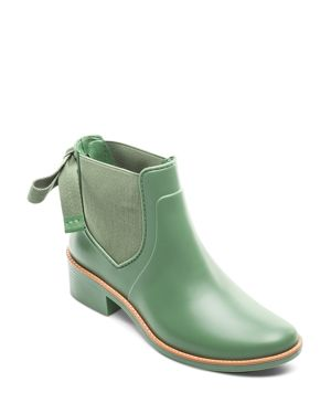 Bernardo Women's Bow Rain Booties