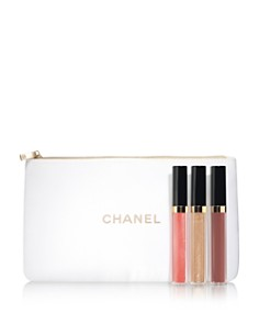 CHANEL ROUGE COCO GLOSS Moisturizing Glossimer Trio - Bloomingdale's_0