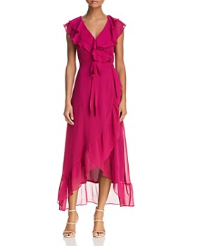 WAYF - Andie Wrap Flutter Dress - 100% Exclusive