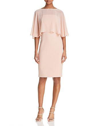nanette Nanette Lepore - Chiffon Overlay Dress