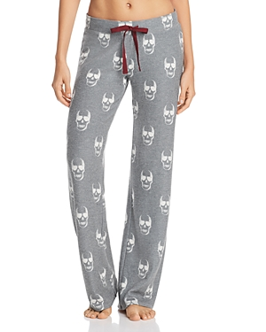 Pj Salvage Skull Pajama Pants