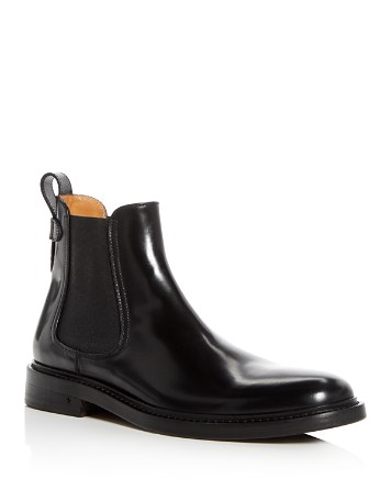 $George Brown Men's Fulton Leather Chelsea Boots - Bloomingdale's