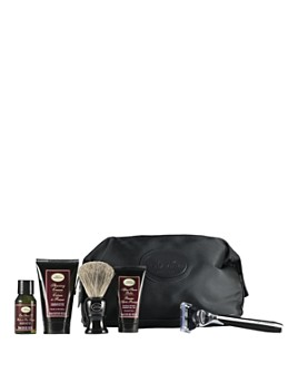 The Art of Shaving - Sandalwood Travel Kit with Morris Park Razor ($166 value)