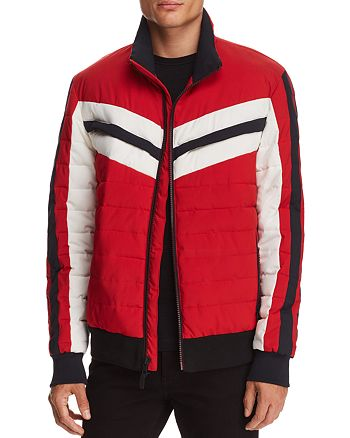 Rosemont - Color-Block Puffer Jacket - 100% Exclusive