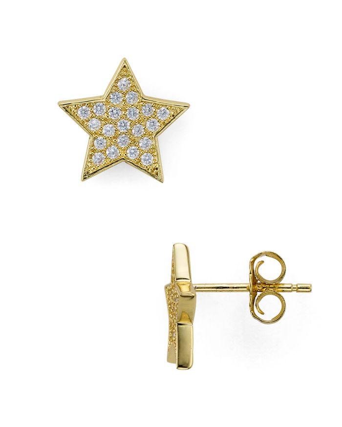 AQUA Sterling Silver Star Stud Earrings - 100% Exclusive    Bloomingdale's