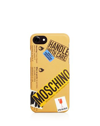 moschino iphone 7 case