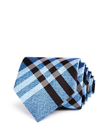 ad91f22fc121 Burberry Clinton Check Classic Tie | Bloomingdale's