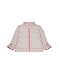 Moncler Girls' Bell-Sleeve Puffer Jacket - Baby - Bloomingdale's_0