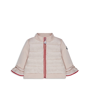 Moncler Girls BellSleeve Puffer Jacket  Baby