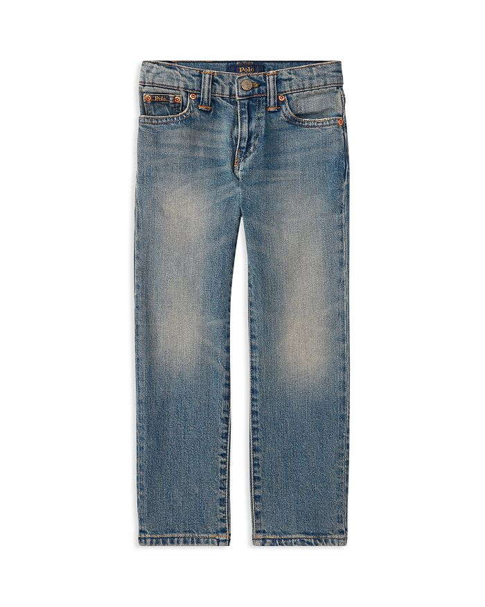 Ralph Lauren - Boys' Straight-Leg Jeans - Little Kid, Big Kid