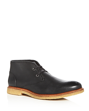 The Men's Store at Bloomingdale's Men's Leather Chukka Boots - 100% Exclusive