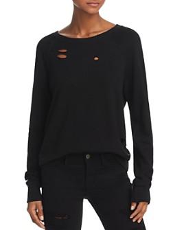 n:philanthropy - Belize Distressed Sweatshirt