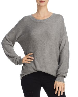 Splendid Bleeker Lace-Up Back Sweater