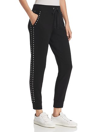 Juicy Couture Black Label - Studded Jogger Pants - 100% Exclusive