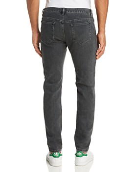 A.P.C. - Petit New Standard Skinny Fit Jeans in Washed Black