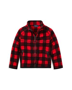 Ralph Lauren Childrenswear Boys' Fleece Outerwear Jacket - Little Kid