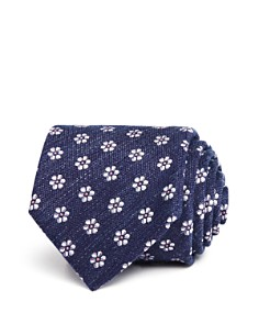 Eton Daisy Floral Neat Classic Tie - Bloomingdale's_0
