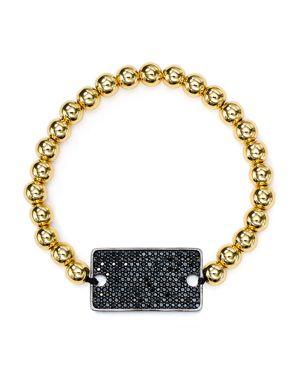 Aqua Stretch Bar Bracelet - 100% Exclusive