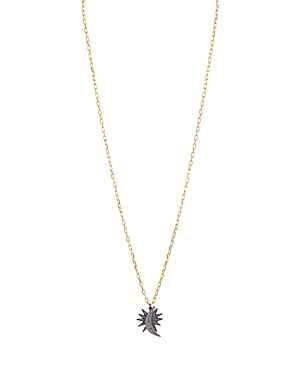 Aqua Long Pendant Necklace - 100% Exclusive