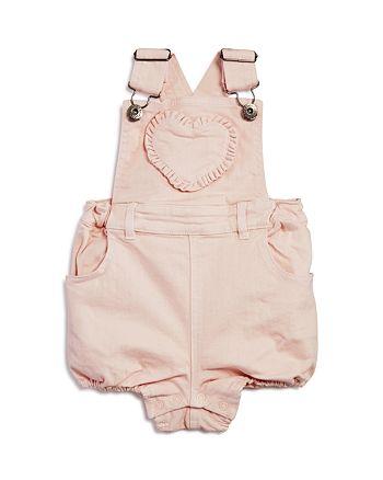 Bardot Junior - Girls' Heart Overalls - Baby