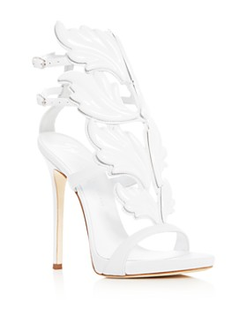 Giuseppe Zanotti - Women's Cruel Coline Wing Embellished High-Heel Sandals