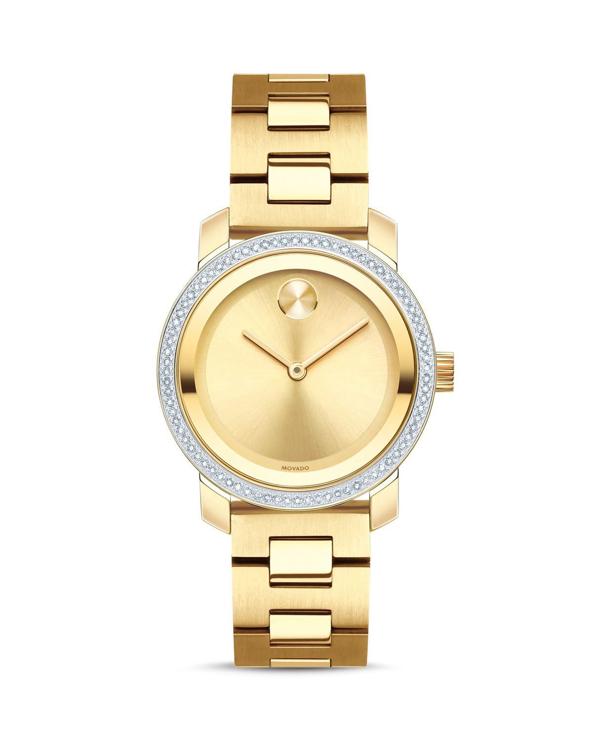 Heritage Diamond Watch, 30mm by Movado