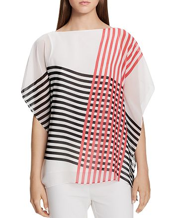 Calvin Klein - Striped Caftan