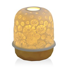 Bernardaud - Lampion LED Zinnias Light
