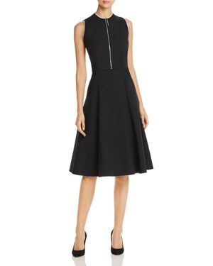 Lafayette 148 New York Mirabel Fit-and-Flare Dress