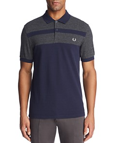 Fred Perry Stripe Piqué Short Sleeve Polo Shirt - Bloomingdale's_0