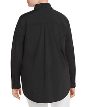 Lyssé Plus - Schiffer Button-Down Top