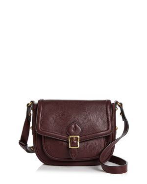 ANNABEL INGALL DAKOTA LEATHER SADDLE BAG