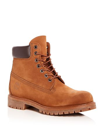 Timberland - Men's Premiere Waterproof Nubuck Leather Hiking Boots