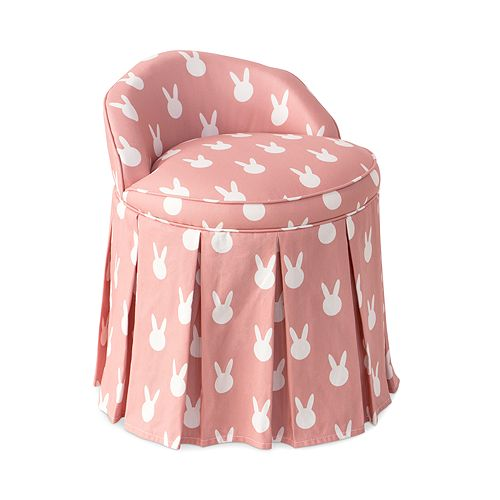 Sparrow & Wren - Holly Kids Skirted Chair - 100% Exclusive