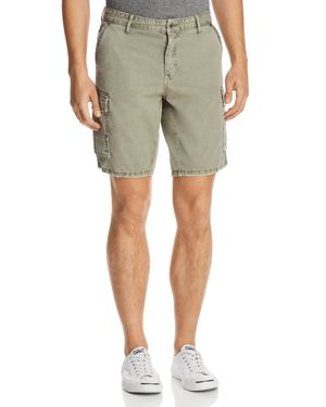 ORIGINAL PAPERBACKS 'Newport' Cargo Shorts in Olive