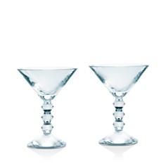 Baccarat - Vega Martini Glass, Set of 2