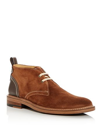 George Brown - Men's Fulton Suede Chukka Boots