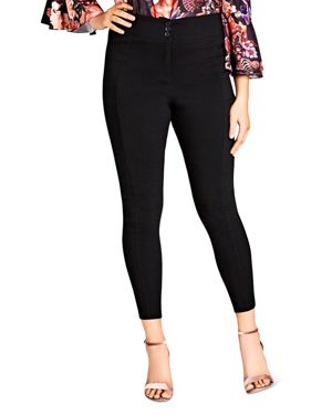 City Chic Bangaline Skinny Ankle Pants