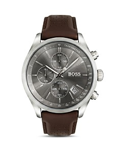 BOSS Hugo Boss - Grand Prix Watch, 44mm