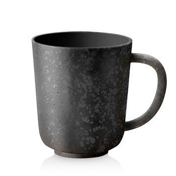 L'Objet - Alchimie Black Mug