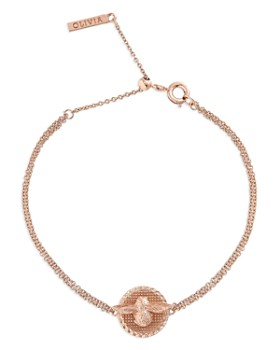 Olivia Burton - 3D Bee Coin Bracelet