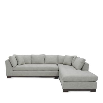 Carter 2-Piece Sectional - Right Facing Chaise - 100% Exclusive