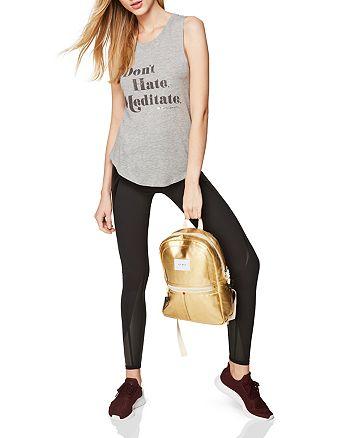 Spiritual Gangster - Meditate Muscle Tank, Alo Yoga Airbrush Leggings & More
