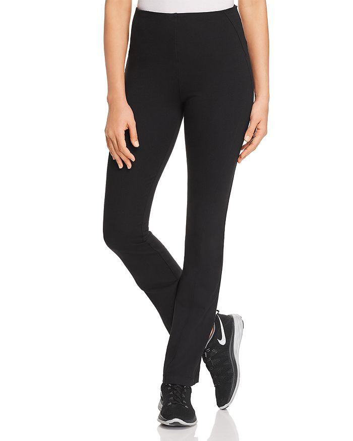 Lyssé - High-Rise Straight-Fit Pants