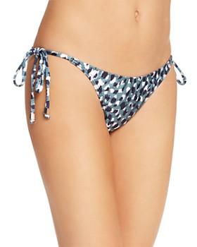 Suboo - Foolish Side Tie String Bikini Bottom